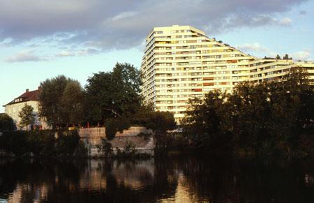 Il Danubio a Ulm