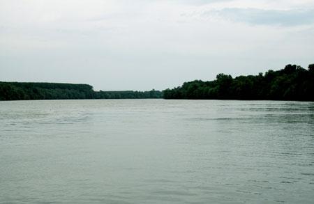 Il Danubio in Serbia