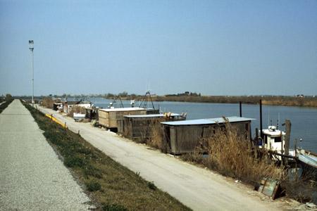 Delta del Po a Gorino