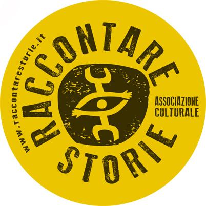 Logo raccontare storie colorato